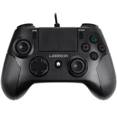 Controle Gamer Warrior para PS4 JS083 1 UN Multilaser