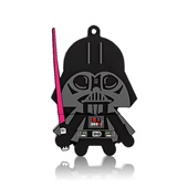 Pen Drive Star Wars Darth Vader 8GB PD035 1 UN Multilaser