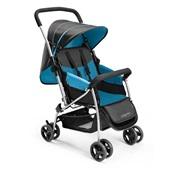 Carrinho de Bebê Berço Flip Azul BB503 1 UN Multikids Baby