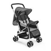 Carrinho de Bebê Berço Flip Cinza BB505 1 UN Multikids Baby