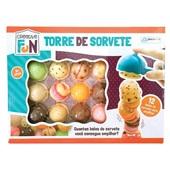 Torre de Sorvete Creative Fun BR645 1 UN Multikids