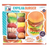 Empilha Burguer Creative Fun BR646 1 UN Multikids