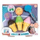 Sorvete de Casquinha Creative Fun BR6511 UN Multikids