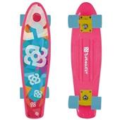 Skate Mini Cruiser Bob Burnquist Rosa ES092 1 UN Atrio