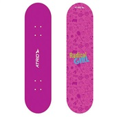 Skate Infantil Rosa ES146 1 UN Atrio