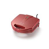 Sanduicheira e Grill Inox 750W 220V Vermelho CE040 Multilaser
