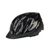 Capacete para Ciclista MTB Preto M BI002 1 UN Atrio