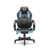 Cadeira Gamer Warrior Azul GA161 1 UN Multilaser