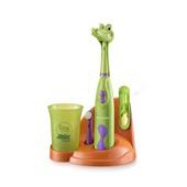 Escova Dental Elétrica Infantil Jacaré HC100 1 UN Multilaser