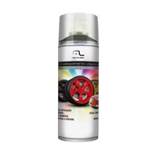 Spray de Envelopamento Liquido Preto Fosco 400ml AU420 1 UN Multilaser