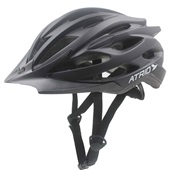 Capacete para Ciclista Pro Preto Fosco G BI116 1 UN Atrio