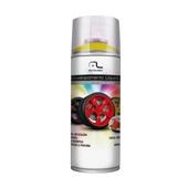 Spray de Envelopamento Líquido Amarelo Fluorescente 400ml AU427 1 UN Multilaser