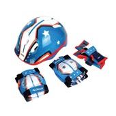 Kit de Proteção Infantil Azul ES104 1 UN Atrio