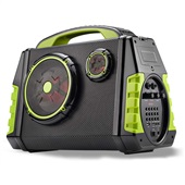 Caixa de Som Amplificadora 6.5 Party Speaker BT FM 120W SP280 1 UN Pulse