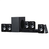 Home Theater 5.1 DVD 320W RMS SP268 Multilaser