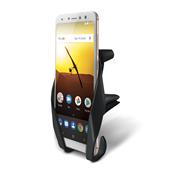 Suporte Veicular para Smartphone Retrátil Universal até 6