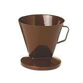 Coador de Café para Filtro n° 103 Marrom 1 UN Atacado