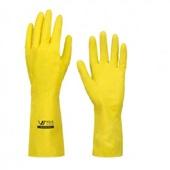Luva de Proteção Multiuso P Amarela C.A 10695 1 Par Volk