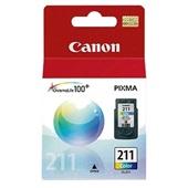 Cartucho de Tinta Color 9ml CL211 1 UN  Canon