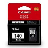 Cartucho de Tinta Preto 8ml Pixma PG-140 1 UN Canon