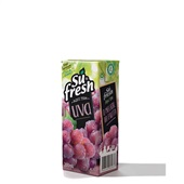 Suco Uva 200ml CX 1 UN Sufresh