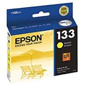 Cartucho de Tinta Amarelo 5ml T133420 CX 1 UN Epson