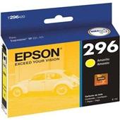 Cartucho de Tinta Amarelo 4ml T296420  CX 1 UN Epson