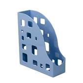 Porta Revista DelloColor Azul Claro 8,7x24,5x28cm 1 UN Dello