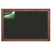 Quadro Negro Standard Madeira Mogno 60x40cm 1 UN Souza