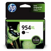 Cartucho HP 954XL 42,5ml Preto Original L0S71AB