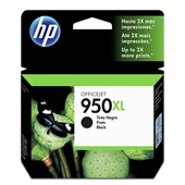 Cartucho HP 950XL 53ml Preto Original CN045AB