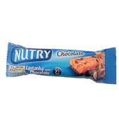 Barra de Cereais Castanha com Chocolate 22g PT 1 UN Nutry