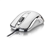 Mouse Gamer Warrior 1600 Dpi USB Cromado MO228 1 UN Multilaser