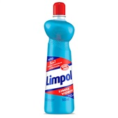 Limpa Vidros 3 em 1 500ml 1 UN Limpol