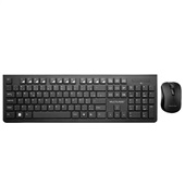 Teclado e Mouse Wireless Multimídia USB Preto TC212 1 UN Multilaser