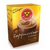 Cappuccino Classic 20g cada 200g CX 10 Sachês 3 Corações