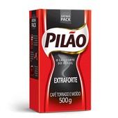 Café em Pó Extra Forte 500g PT 1 UN Pilão