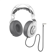 Headphone Premium Wired Large Branco PH238 1 UN Pulse