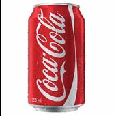 Refrigerante Coca Cola 350ml Lata