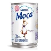 Leite Condensado Moça 395g Lata 1 UN Nestlé