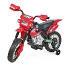 Moto Elétrica Motocross Vermelha 1 UN Homeplay