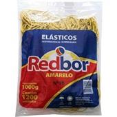 Elástico Latéx Amarelo Nº18 1kg 1 UN Redbor