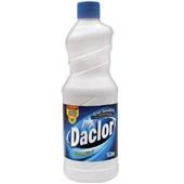 Água Sanitária Cloro Ativo 2,0 a 2,5% 1L 1 UN Daclor