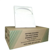 Protetor para Assento Sanitário 14 Refis com 86 FL Cada CX 1204 FL Disk Art