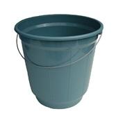 Balde com Alça 10L Verde 1 UN Arqplast