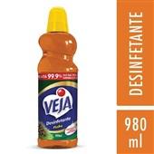 Desinfetante 980ml Pinho 1 UN Veja