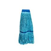 Refil Mop Líquido Ponta Dobrada 330g Azul 1 UN Brusmop