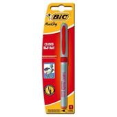 Pincel Marcador CD e DVD Marking Permanente Vermelho 0,7mm 1 UN Bic
