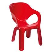 Cadeira Kids Vermelho 1 UN Xplast