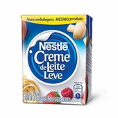 Creme de Leite Caixinha 200g 1 UN Nestlé